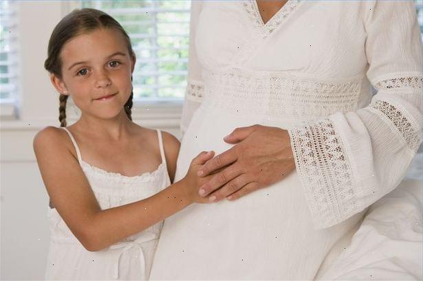 første tegn på graviditet