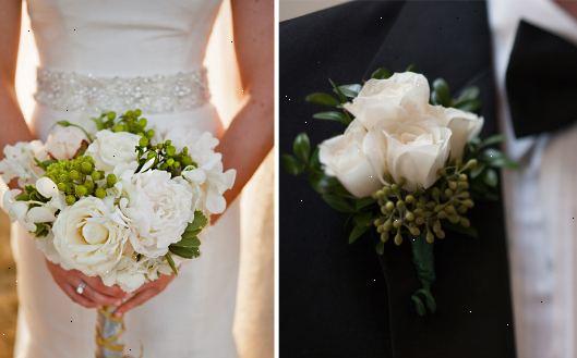 Alle nye Hvordan laver krystal bryllup buketter og boutonnieres – E2Y RJ-41
